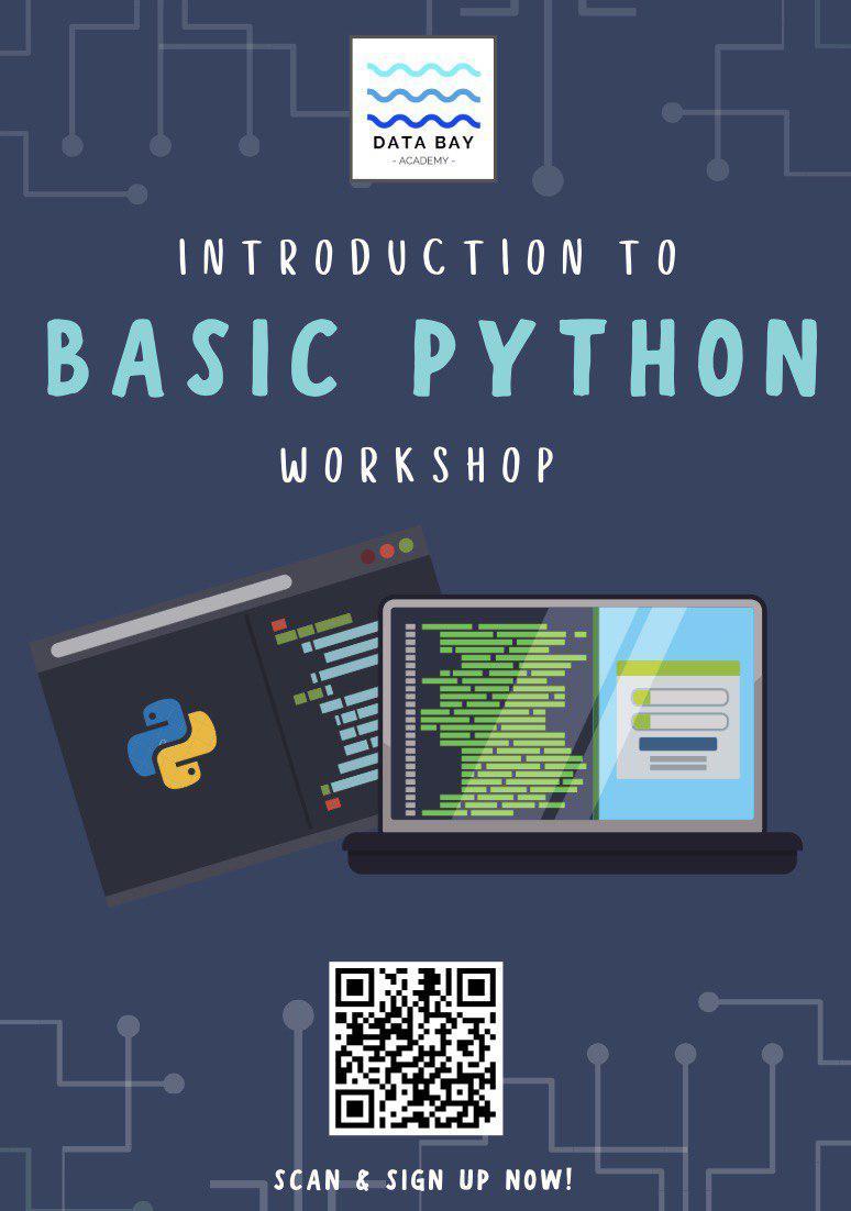 Workshop Python - MyRobin