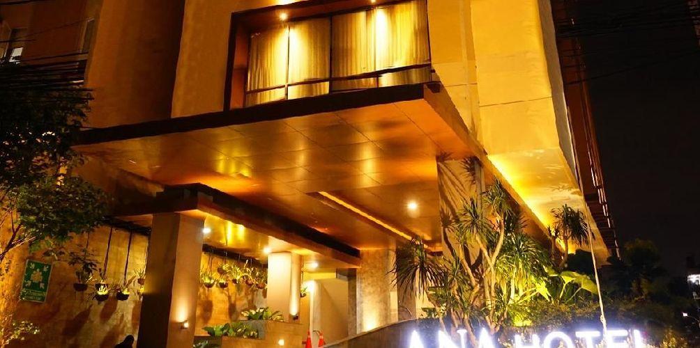 Loker Hotel Ana Hotel Thamrin Jakarta - MyRobin