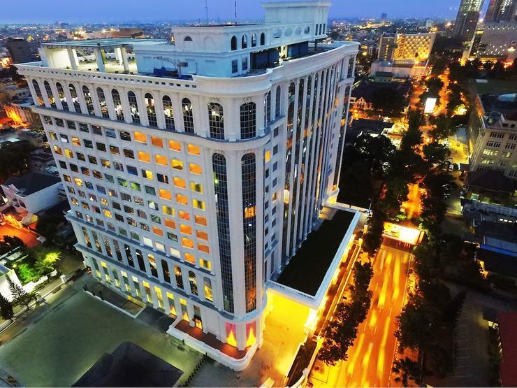 Loker Hotel Adimulia Hotel Medan - MyRobin