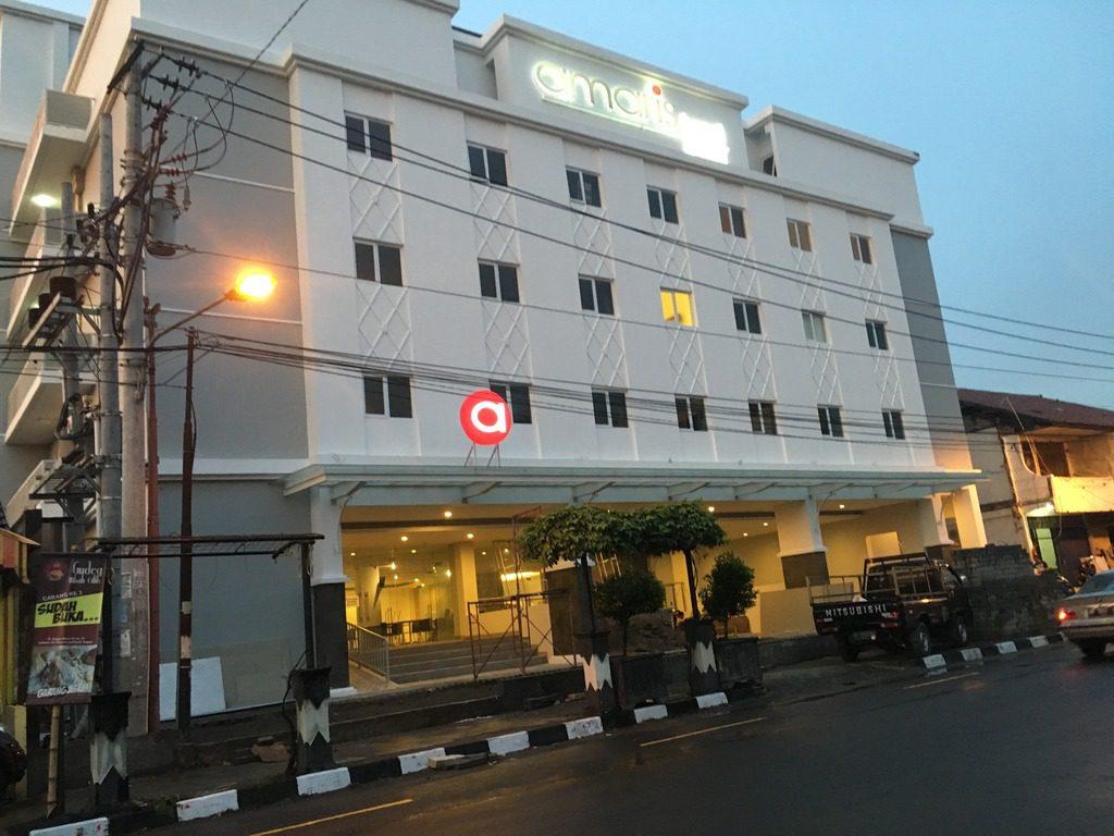 Loker Hotel Amaris Hotel Sagan Yogyakarta - MyRobin