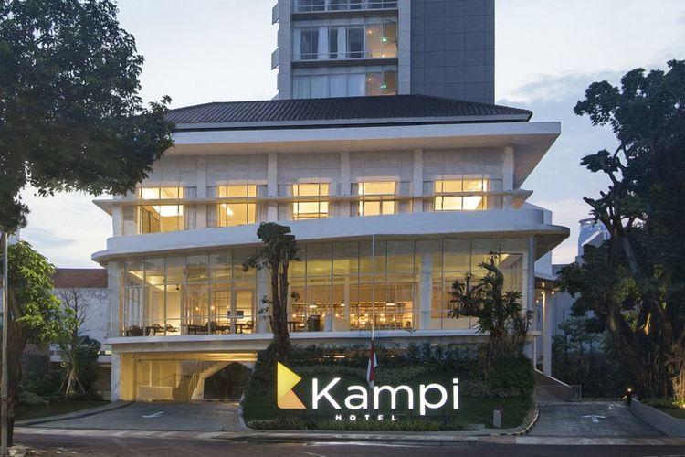 Loker Hotel Kampi Hotel Surabaya - MyRobin