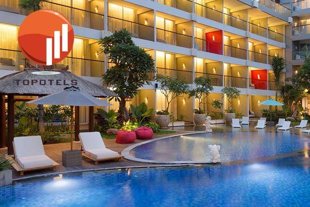 Loker Hotel Topotels and Resort - MyRobin