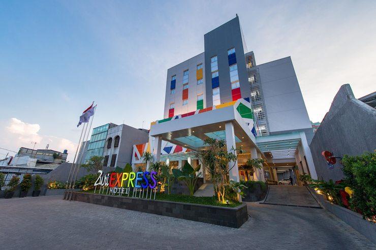 Loker Hotel Zuri Express Mangga Dua Jakarta - MyRobin