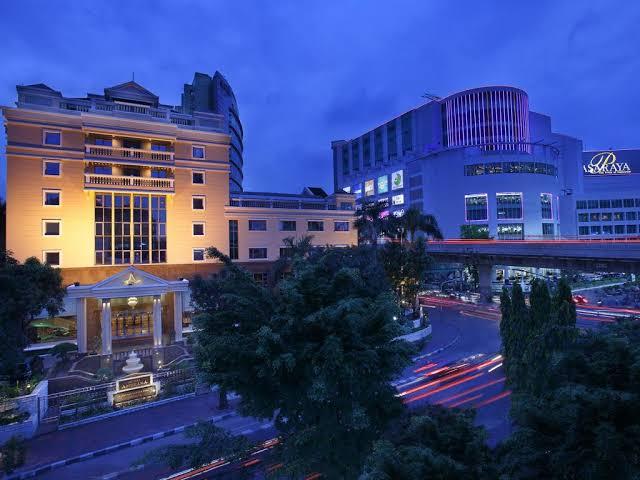 Loker Hotel November Ambhara Hotel Jakarta - MyRobin