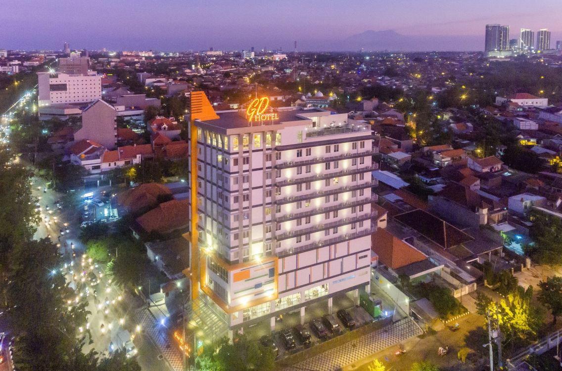 Loker Hotel November Great Diponegoro Hotel - MyRobin