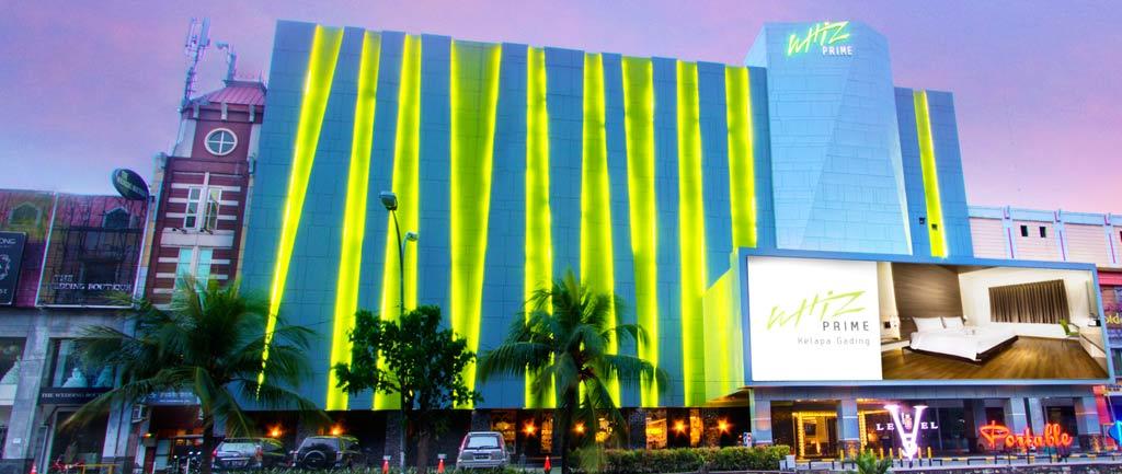 Loker Hotel November Whiz Prime Hotel Kelapa Gading - MyRobin