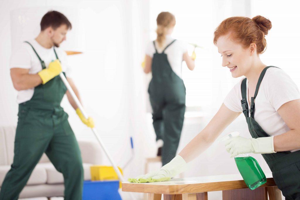 Cleaning Service: Pengertian dan Tugasnya