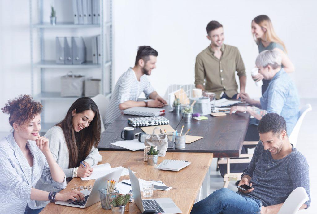Budaya kerja Bantu Tingkatkan Produktivitas