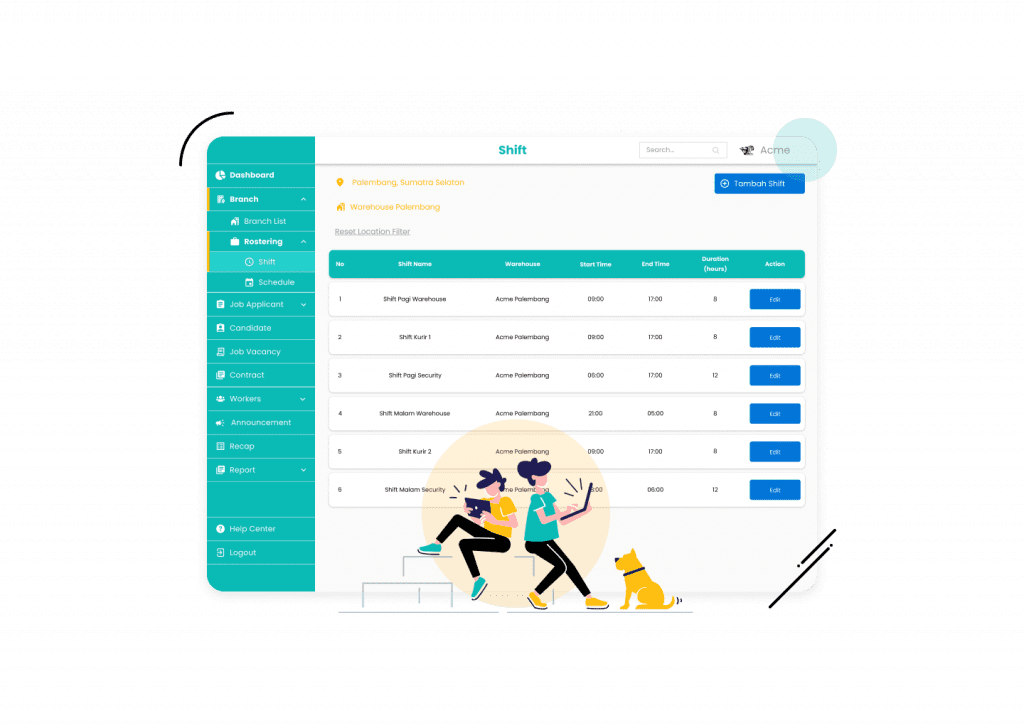 Product Features - MyRobin