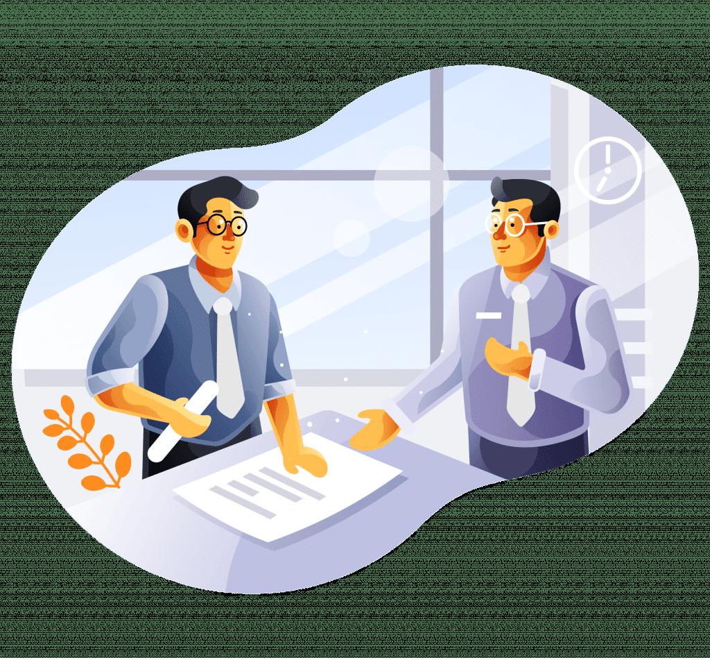 Accurate id partnership executive - MyRobin