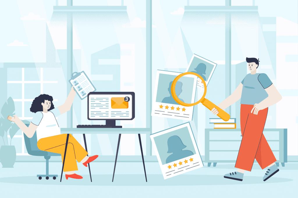 Tips membuat CV agar Mudah diterima Kerja menurut HR Professional