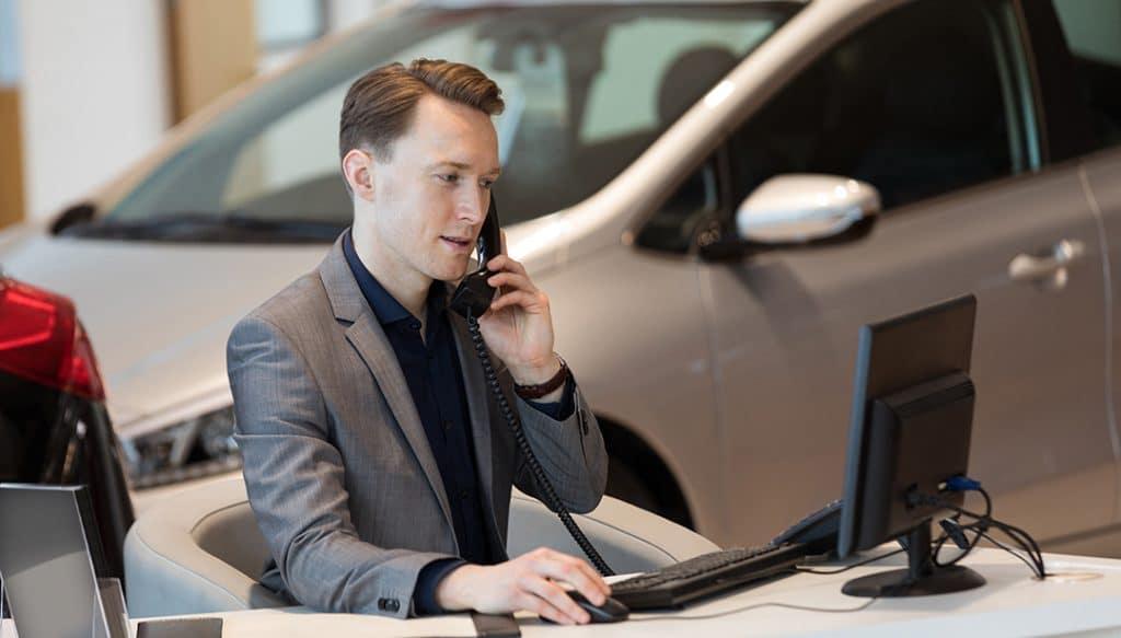 Pekerjaan Seorang Sales Support