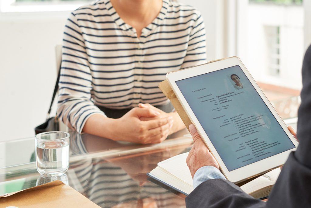 Hal yang Harus Diperhatikan dalam Membuat CV