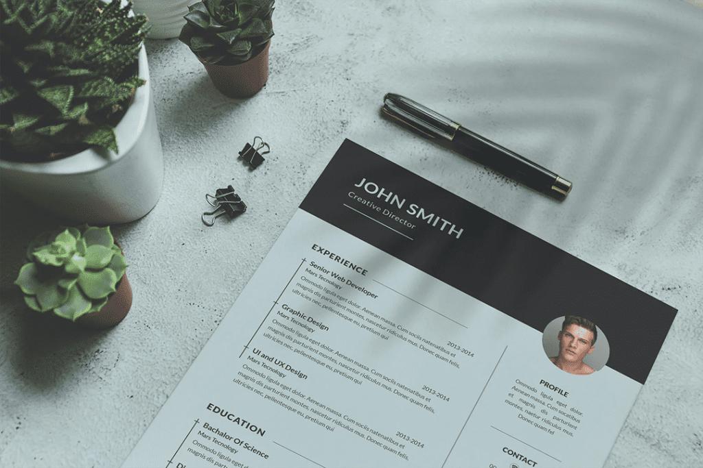Hal Penting Tentang Design CV