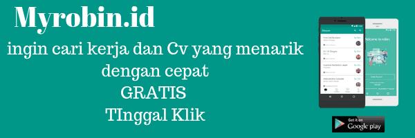 Lowongan Kerja FRONT OFFICE (EDUCATION CONSULTANT) JAKARTA BARAT - MyRobin